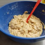 Making Egg Free Banana bread. One bowl baking