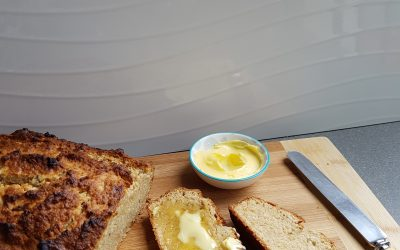 Banana Bread that is egg free and delicious