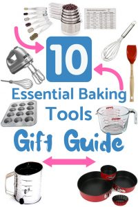 10 Essential Baking Tools Gift Guide – By Cooking Gods