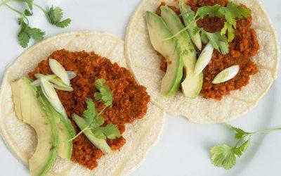 Vegan Chorizo Crumble – Easy to make and Gluten Free!