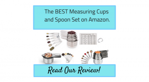 Best Measuring cup and spoon set