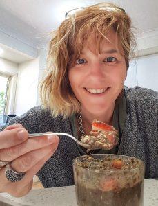 overnight breakfast using Kyani