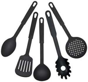 cheap plastic cooking utensils