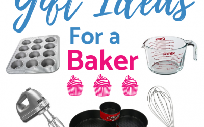 Gift ideas for a Baker