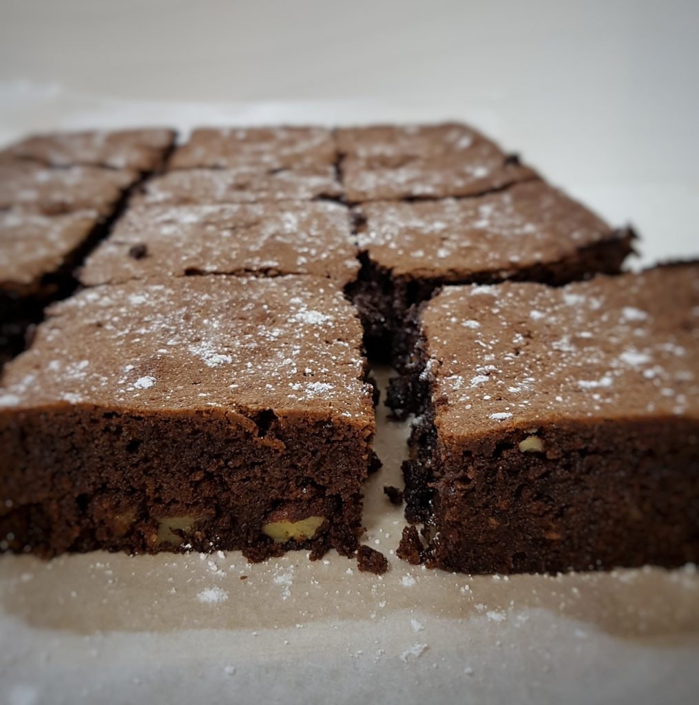 the best chocolate brownie