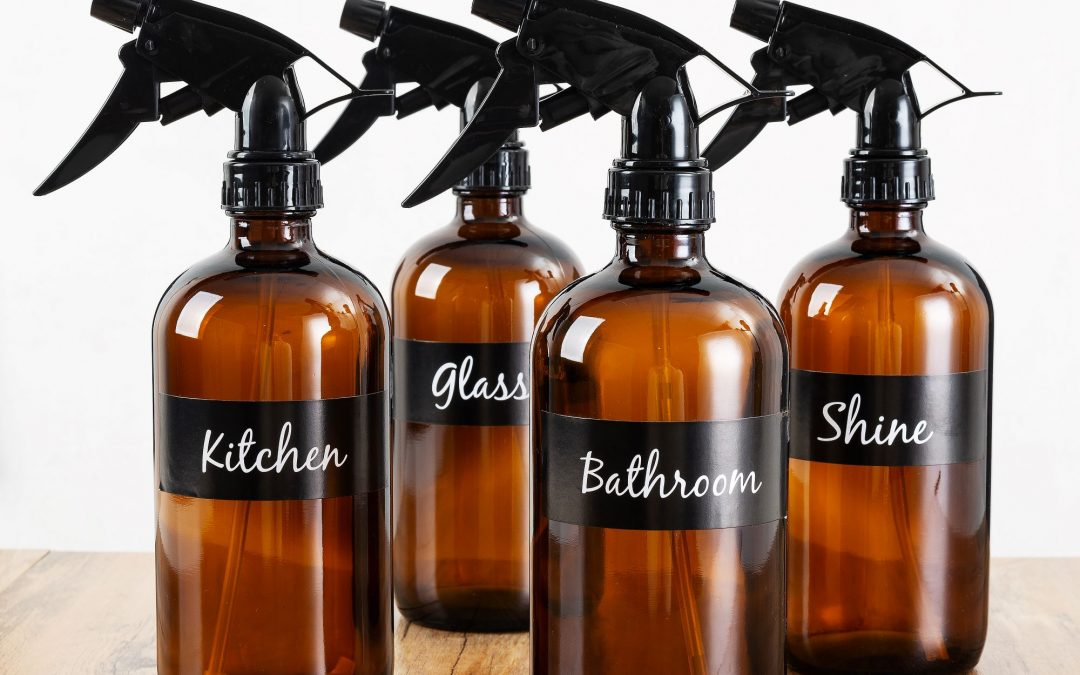 12 DIY Essential Oil Cleaning Recipes