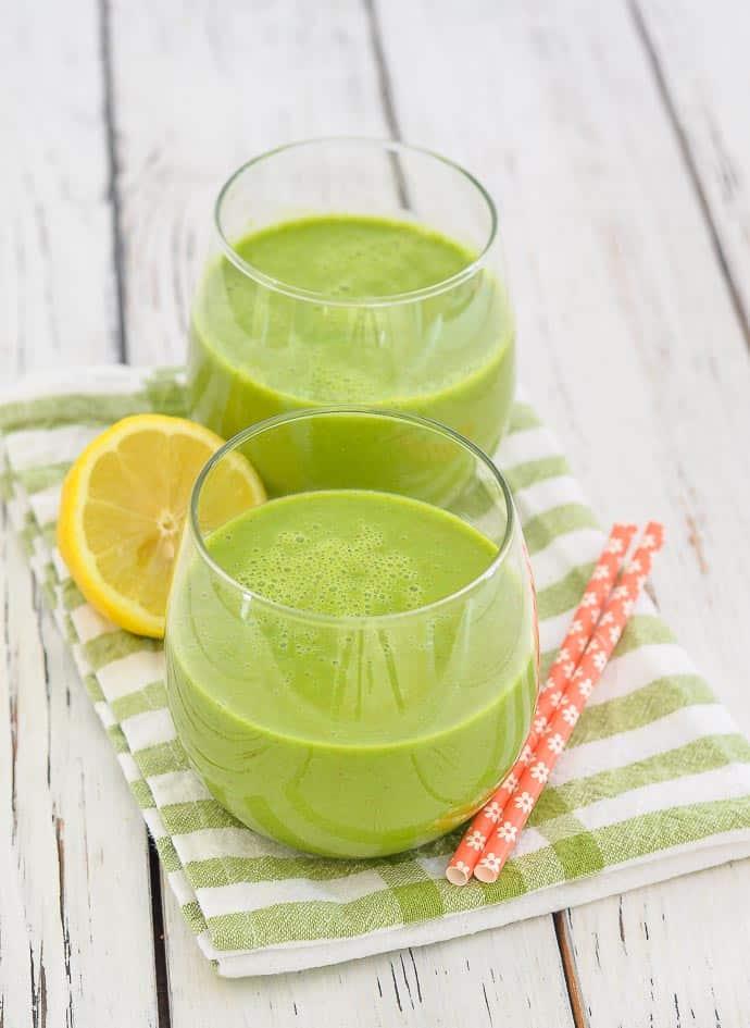 weightloss green smoothie