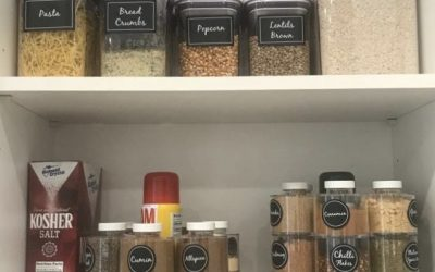 10 Easy Pantry Organization Ideas