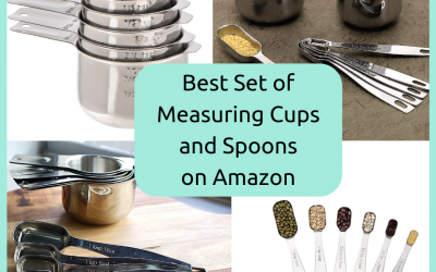 Best Measuring Cups and Spoons to buy