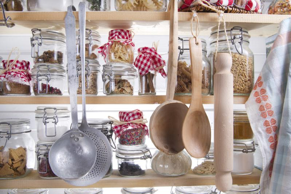 Keep Your Pantry Stocked With Visual Cues